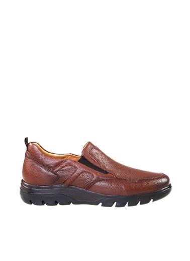 Dr.Flexer Dr.Flexer 517901 Comfort N Kalınlığı Yaklaşık 2,5 Cm Ki Deri Erkek Ayakkabı Taba